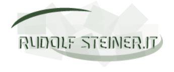 logo rudolf steiner sito